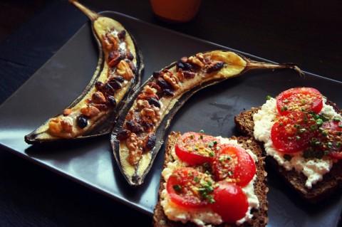 Banane mal anders – eine gehaltvolle Köstlichkeit