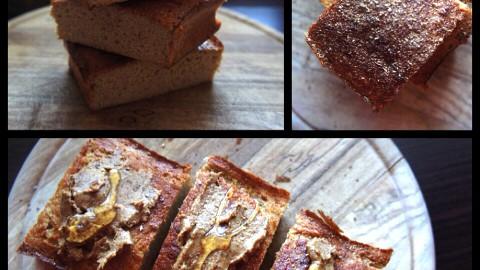 Bananen-Protein Brot