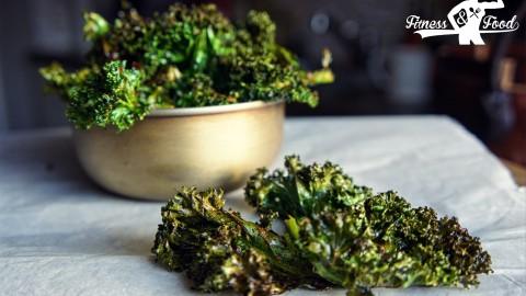 Kale Chips – einfach selbstgemacht!