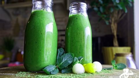 Fitness & Food's lean, green WAKE UP machine – vegan