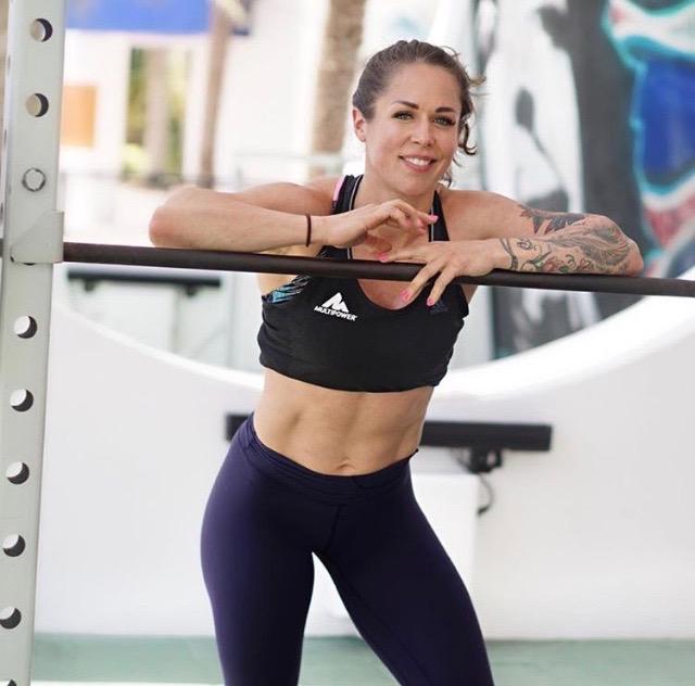frauen figur fitness wettkampf
