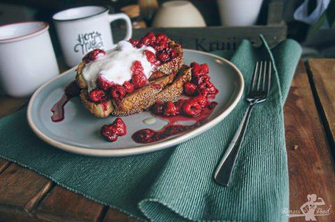 VEGANES French Toast – schnell & einfach