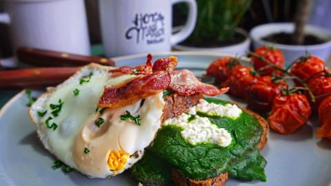 Popeye Frühstück – wie Du mit Spinat gestärkt in den Tag startest!