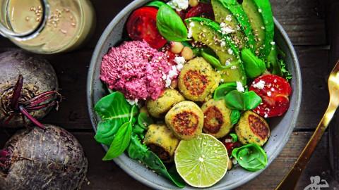 Instant Falafel-Mix – schnell, vegan & glutenfrei