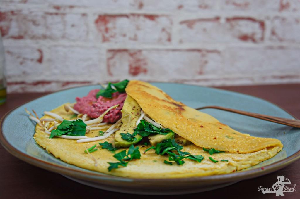 Lupinen Omelette