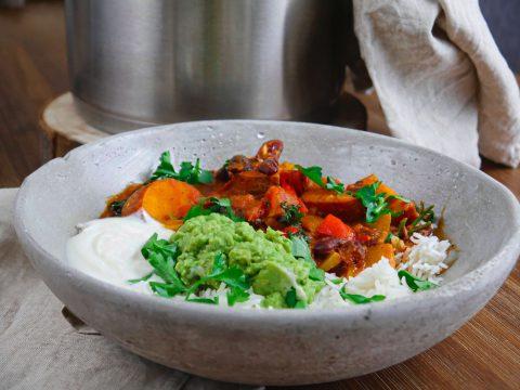 Buntes Veggie-Curry