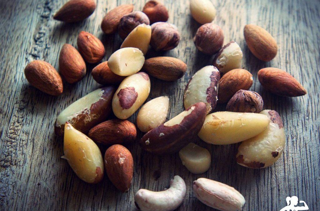 💡QUICK-FACTS: Wusstest Du DAS über Nüsse?