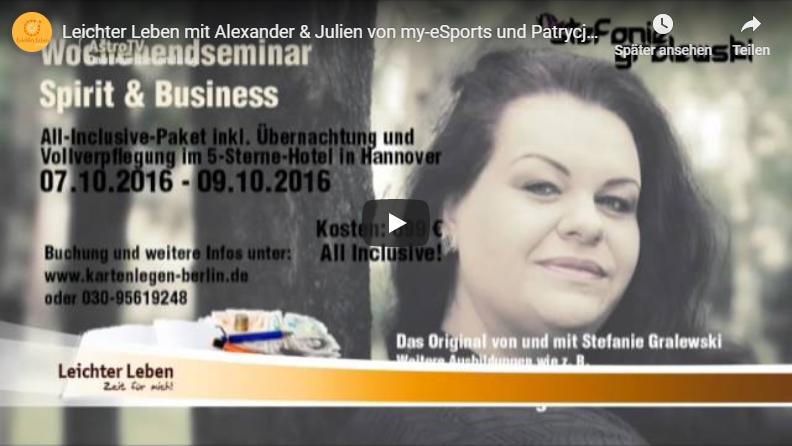 "Fitness & Food live bei ""Leichter Leben"" in Berlin!"