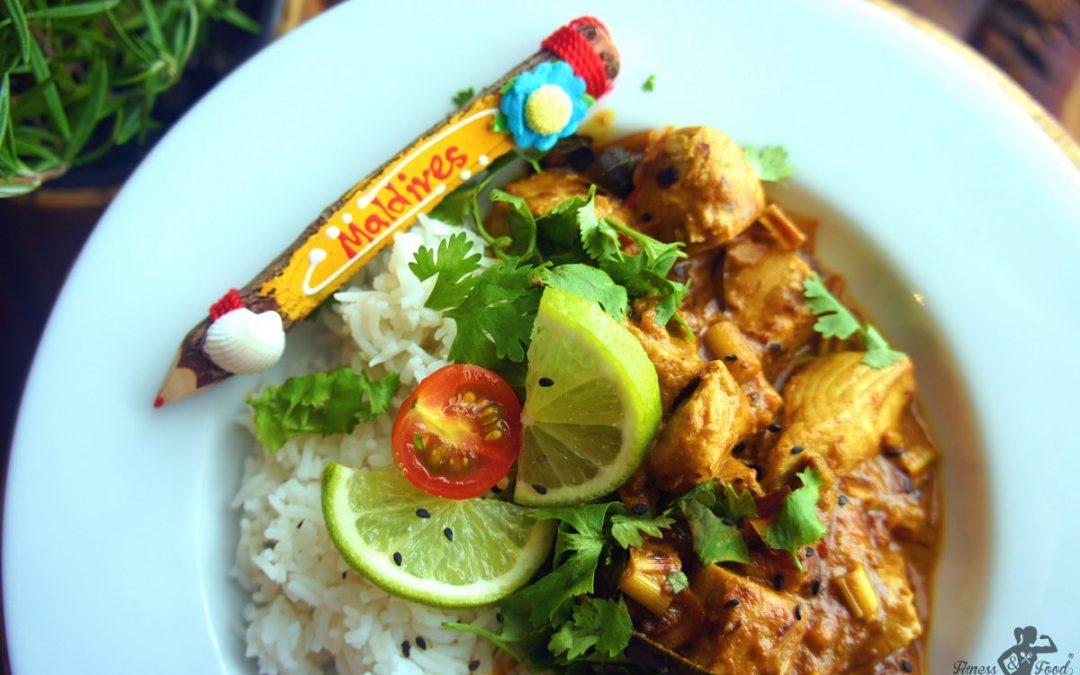 Ein Stück Urlaub auf dem Teller Teil1 – Maledivisches Fisch Curry