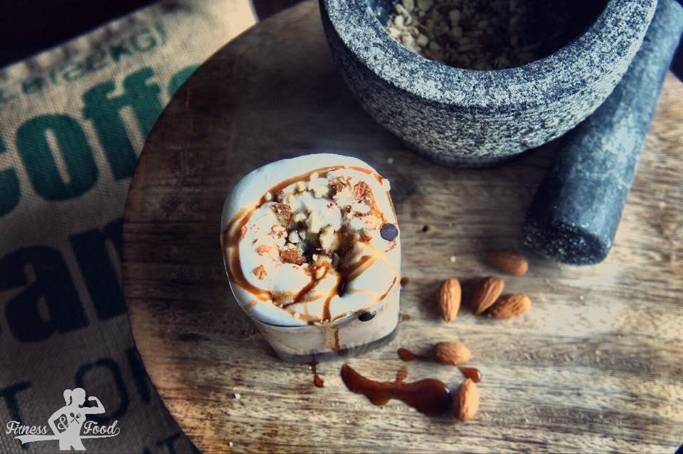 Peanutbutter-Kakao Smoothie