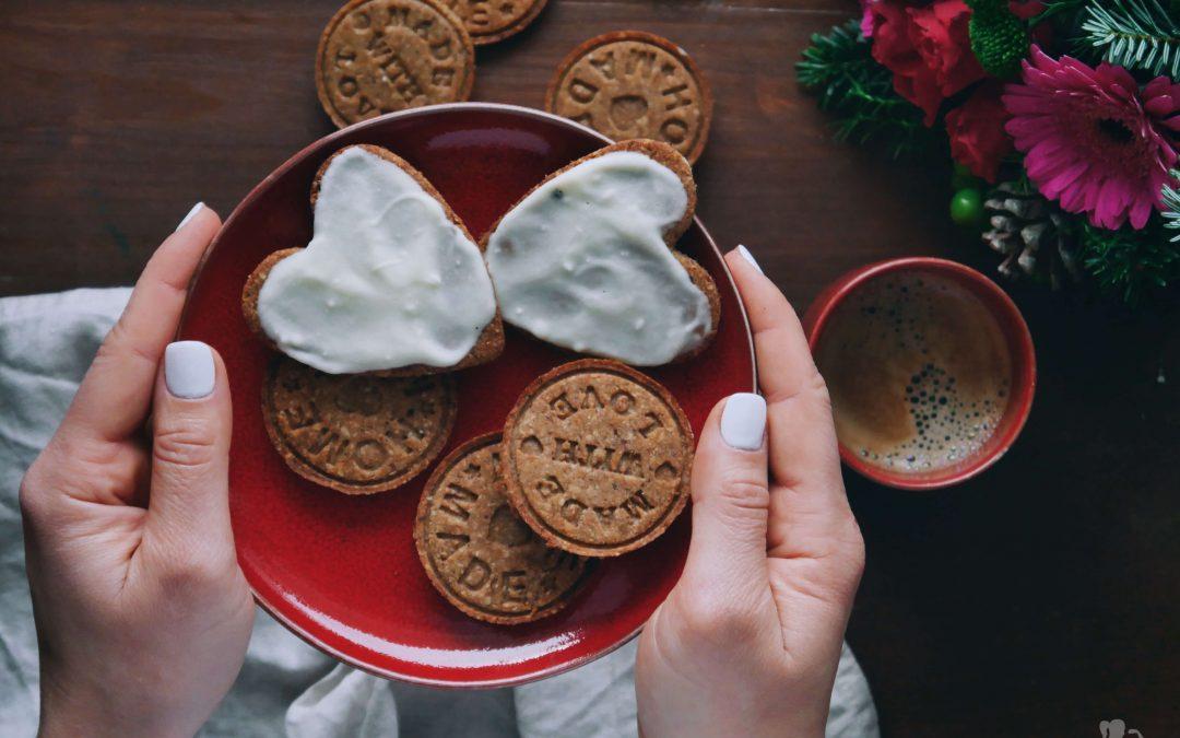 Gesunde Weihnachtsplätzchen – glutenfrei
